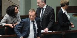 Tusk chce zakazu finansowania partii