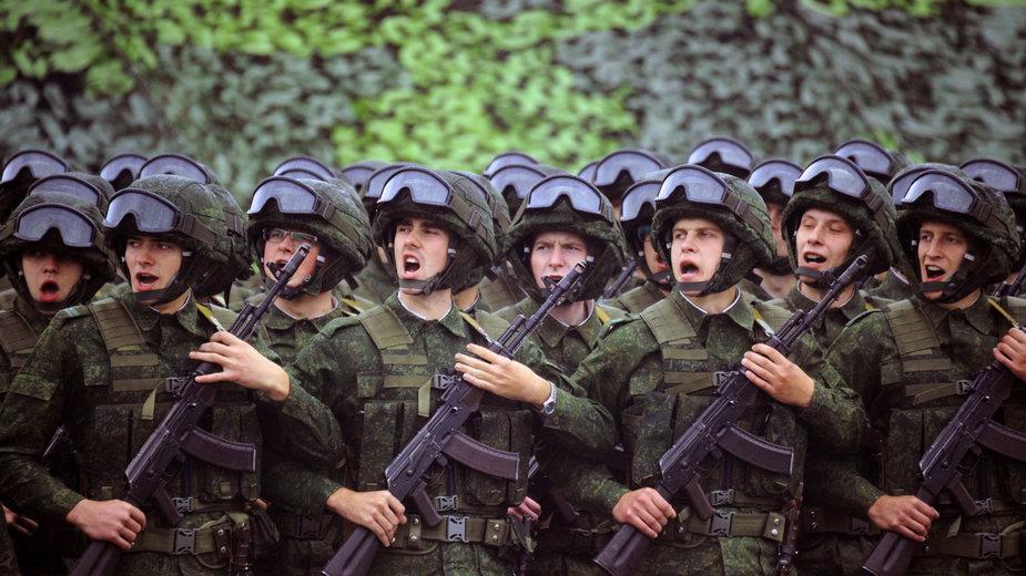 Zapad-2021. Ukraińska armia nie odnotowała masowego powrotu wojsk rosyjskich