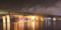 Prokuratorzy nie wiedzą, dlaczego spłonął most