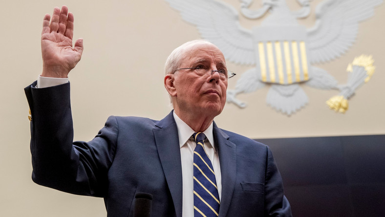 john dean testifies to congress on russia probe