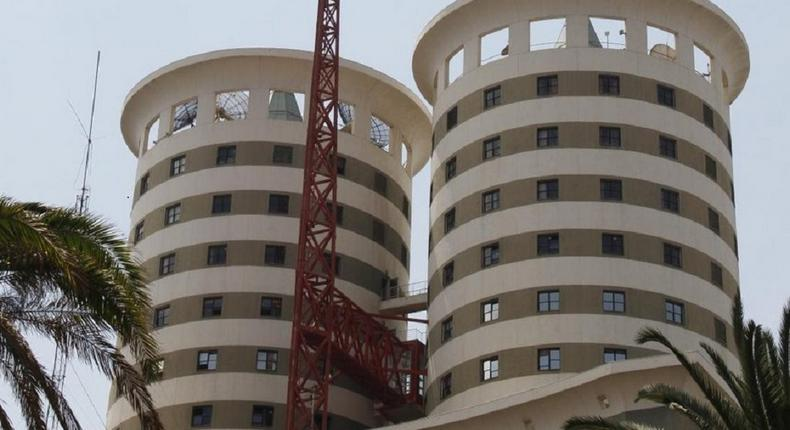 Nation Centre in Nairobi