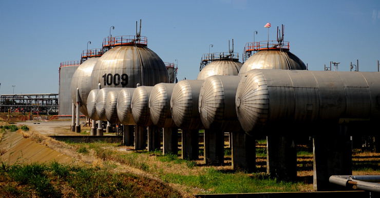 Skladiste nafte