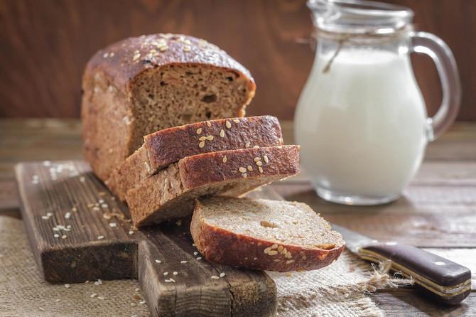 Hleb je osnovna životna namirnica
