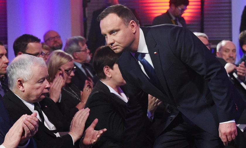 Nie będzie w tym tygodniu spotkania prezydenta z Kaczyńskim