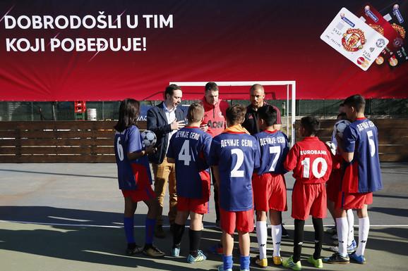 Deca iz dečjeg sela Sremska Kamenica