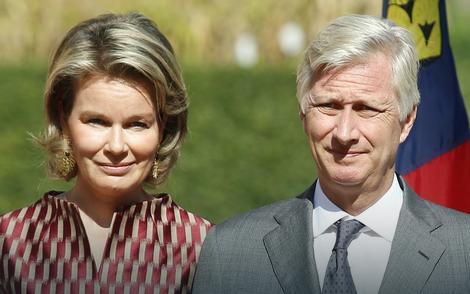 Kraljica Matilda i kralj Filip od Belgije