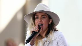 Miley Cyrus oddała hołd ofiarom strzelaniny w Las Vegas