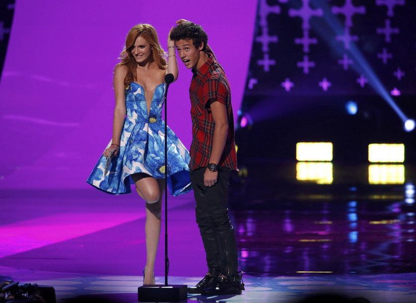 Bella Thorne i Cameron Dallas