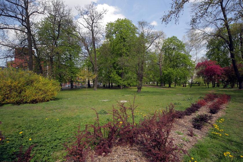 Park im. Jana Kilińskiego w Łodzi