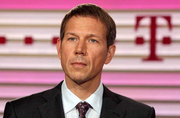 Jaką przyszłość dla T-Mobile w naszym regionie widzi prezes Deutsche Telekom, Rene Obermann?