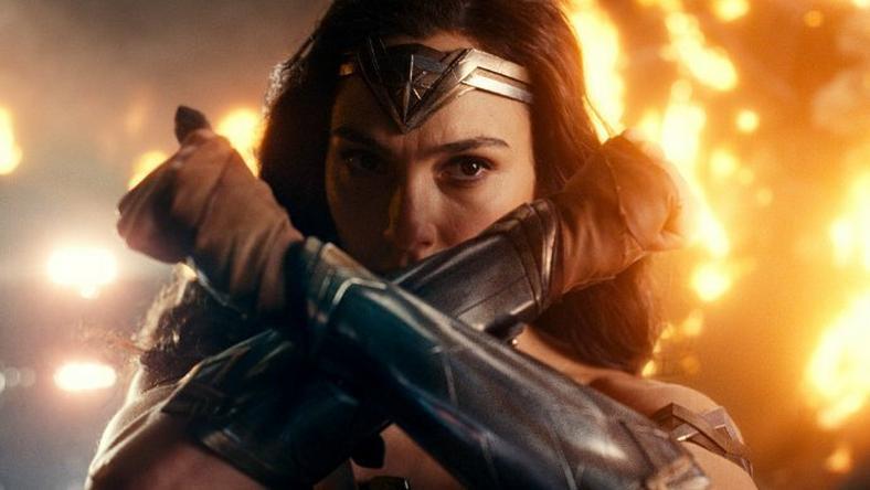 "Gal Gadot w filmie ""Wonder Woman"""