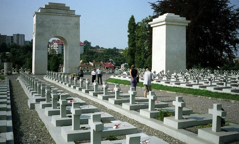 Cmentarz Łyczakowski w Lwowie