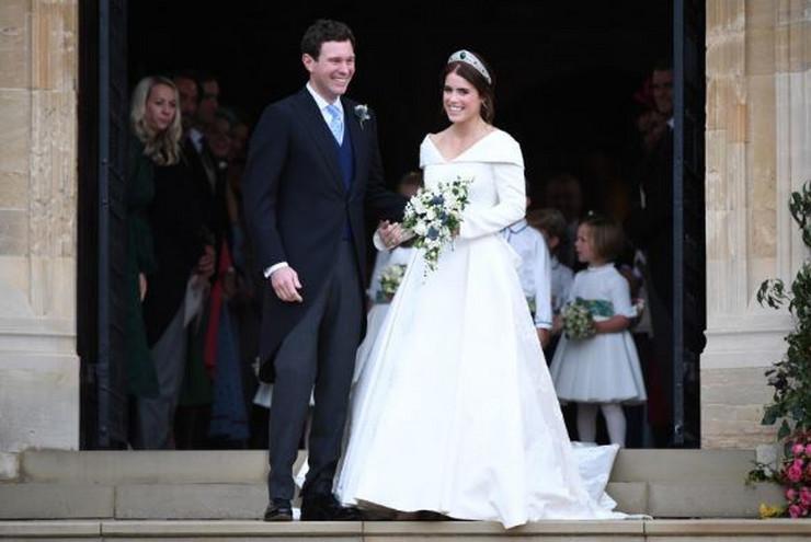 venčanje princeze Evgenije epa