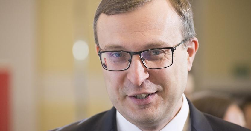 Paweł Borys, prezes Polskiego Funduszu Rozwoju