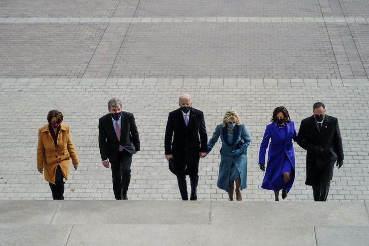 Bajden inauguracija Vašington