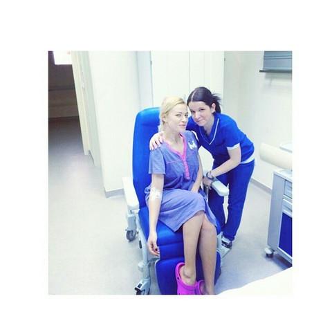 Rođendan dočekala na operacionom stolu