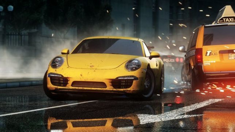 Need for Speed: Most Wanted skręci też na Wii U