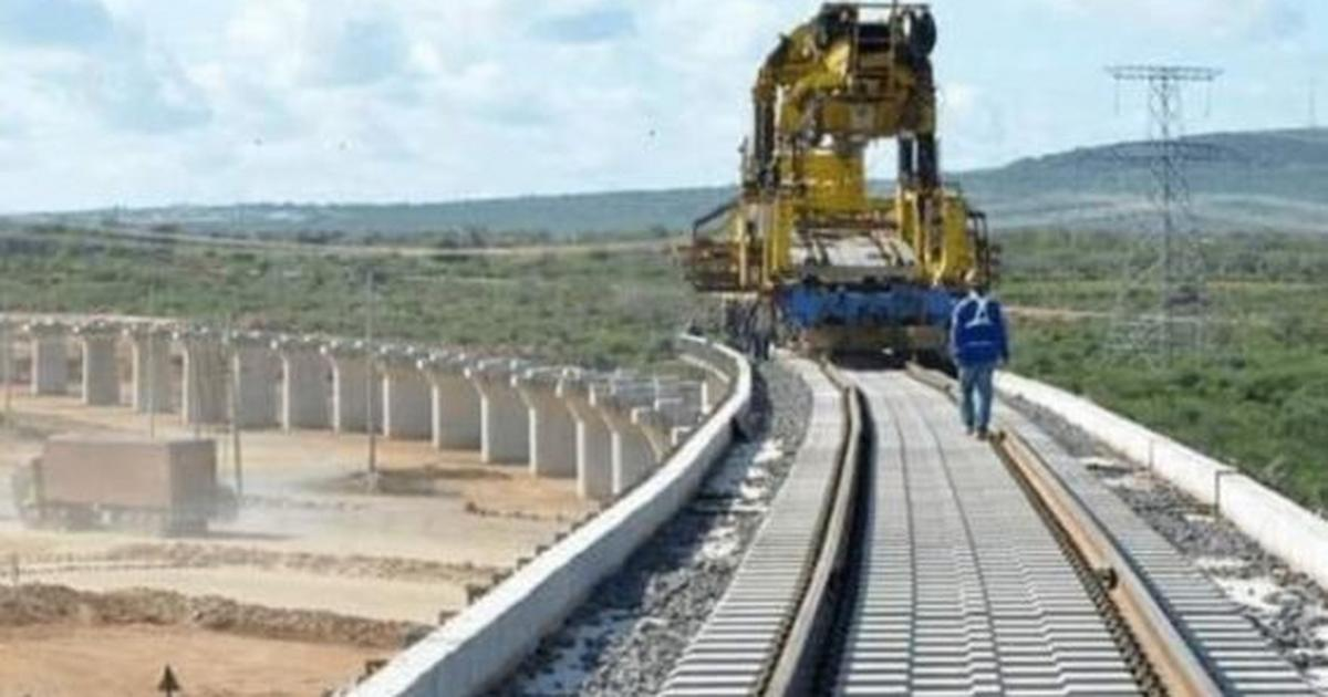 Costain bus stop relocated over Lagos-Ibadan standard gauge railway construction - Pulse Nigeria