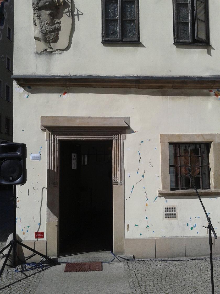 Domek Miedziorytnika we Wrocławiu