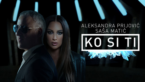 MEGA HIT: Saša Matić i Aleksandra Prijović oduševili novim spotom i pesmom! VIDEO