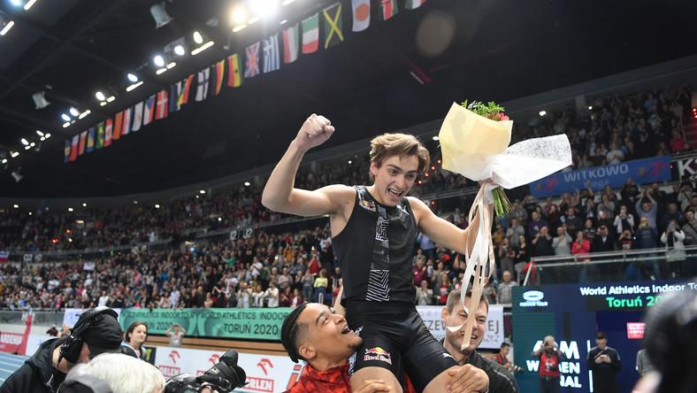 Mondo Duplantis: IAAF Podcast Interview - YouTube