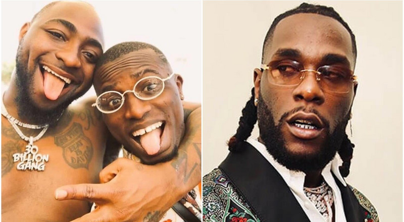 Aloma DMW threatens Burna Boy over alleged beef with Davido [Video]