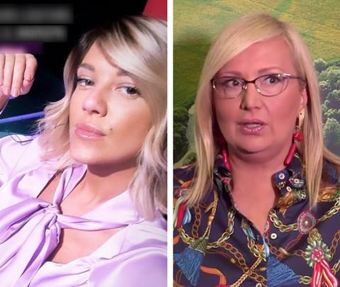 Leontina poručila Kiji Kockar: 'JUČE SI SE ISPILILA...' Video