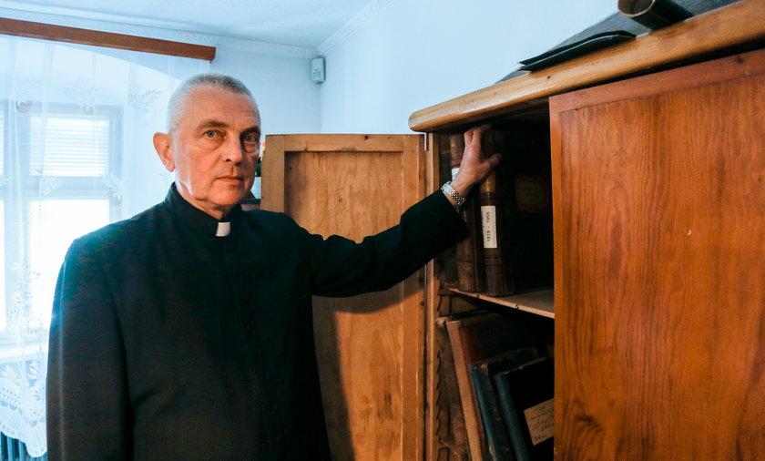 Ks. Krzysztof Trybulec