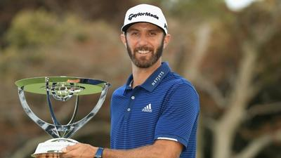 Johnson downs Spieth in competition