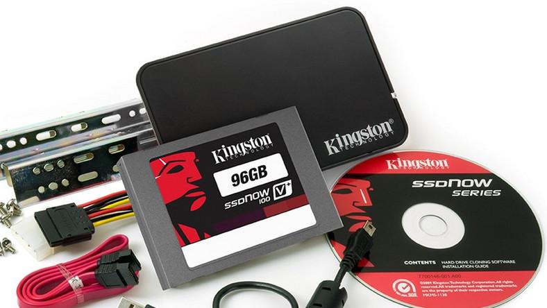 Szybkie dyski SSD od Kingstona