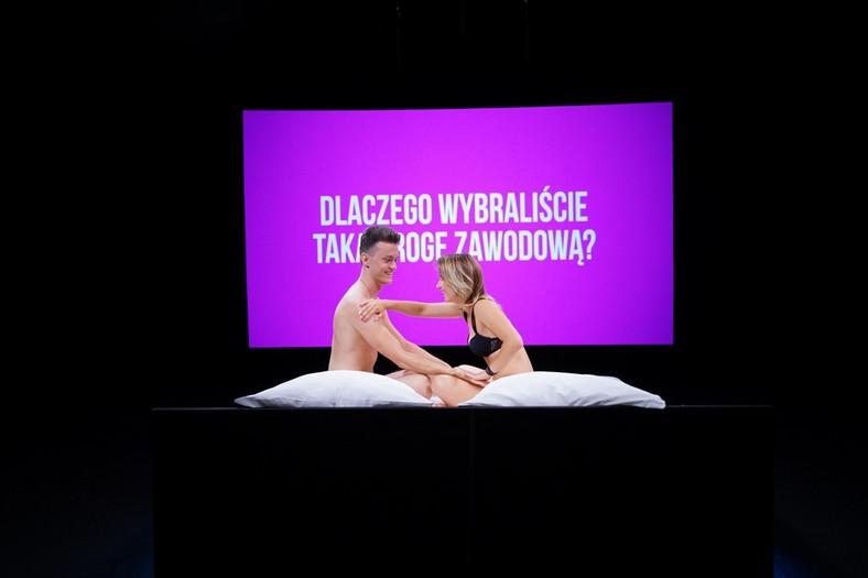 Undressed Polska: randka w łóżku