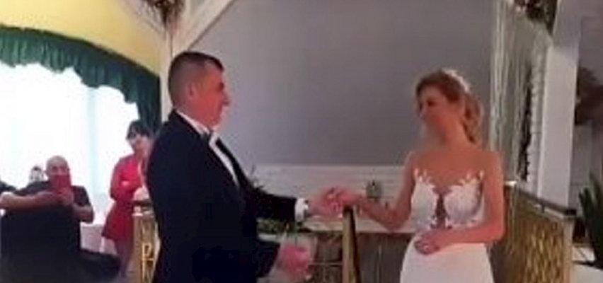 """Sara z """"Rolnik szuka żony"""" wzięła ślub. Zrelacjonowała ceremonię w sieci. Co za suknia!"""