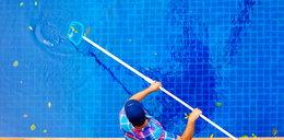 Rakotwórcze substancje w wodzie z basenu!