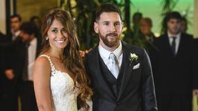 Skandal na ślubie Messiego. Goście okazali się bardzo skąpi