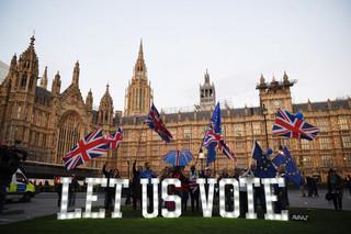 KE: Twardy brexit jest prawdopodobny