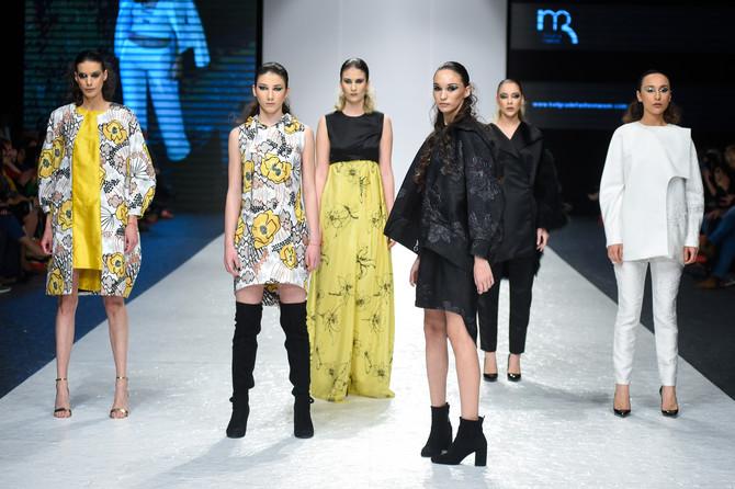 Modeli  Milene Radović