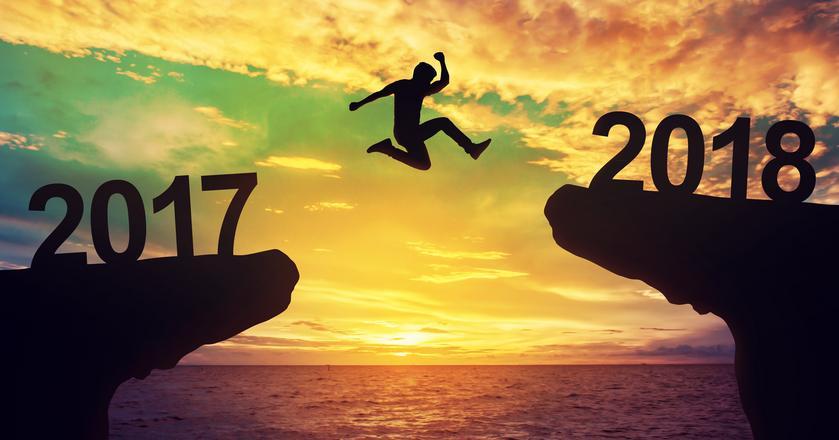 Jak dobrze zakończyć rok? Zmień swoje nawyki i przygotuj się na 2018 rok