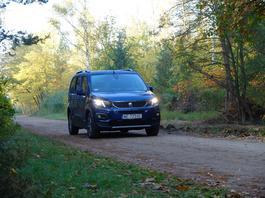 Peugeot Rifter Long 1.5 dCi Allure 130 KM – auto rodzinne, do bólu praktyczne