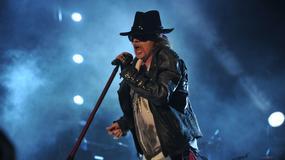 Bilety na koncert Guns N' Roses w Polsce w sprzedaży
