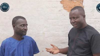 I don't see why anyone will think of using condoms - Ghanaian prisoner says he likes sex (video)