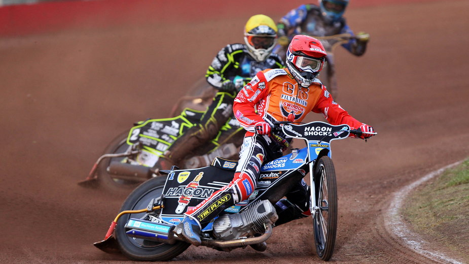 Poole Pirates - Swindon Robins