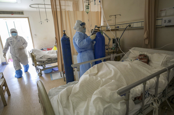Vuhan Kina koronavirus 10 foto Tanjug AP
