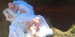 Na pogrzebie zmarłych bliźniąt ojciec zamiast zwłok odkrył lalki! Szybko na jaw wyszła szokująca prawda
