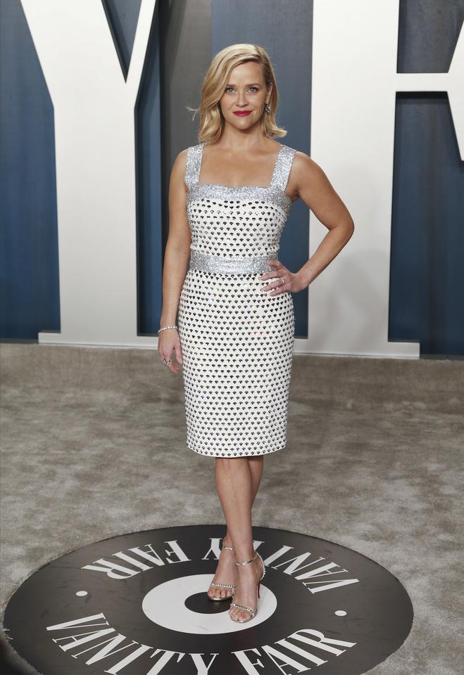 Oscary 2020: Reese Witherspoon na Vanity Fair Oscar Party