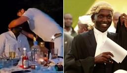 Nick Ruto speaks after birthday party video leaks