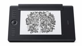 Najpopularniejsze tablety graficzne firmy WACOM