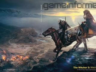 Witcher 3 Game Informer
