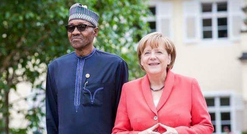 President Muhammadu Buhari says he enjoyed Nigeria's relationship with the outgoing Chancellor of Germany, Angela Merkel.