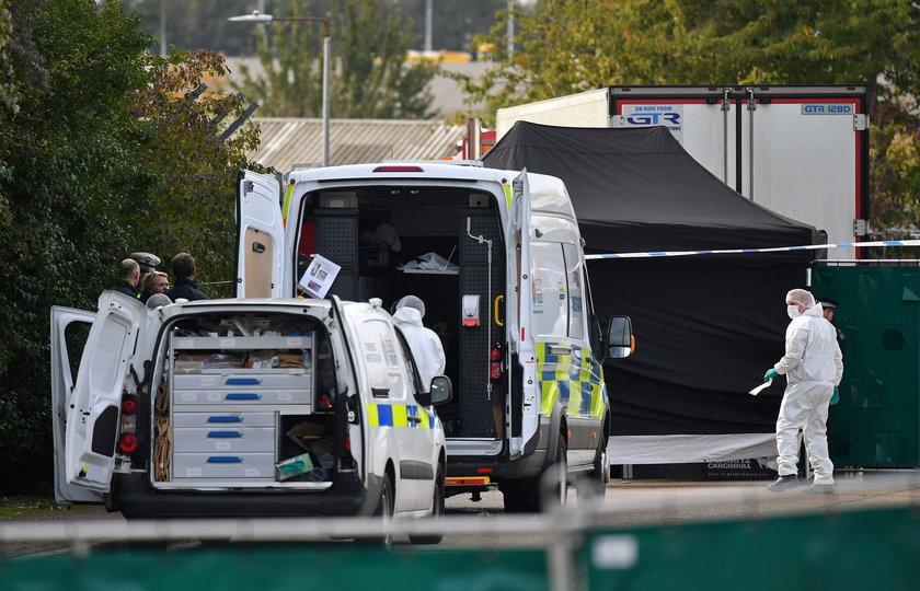 Anglia: większość ofiar z ciężarówki to biedni Wietnamczycy