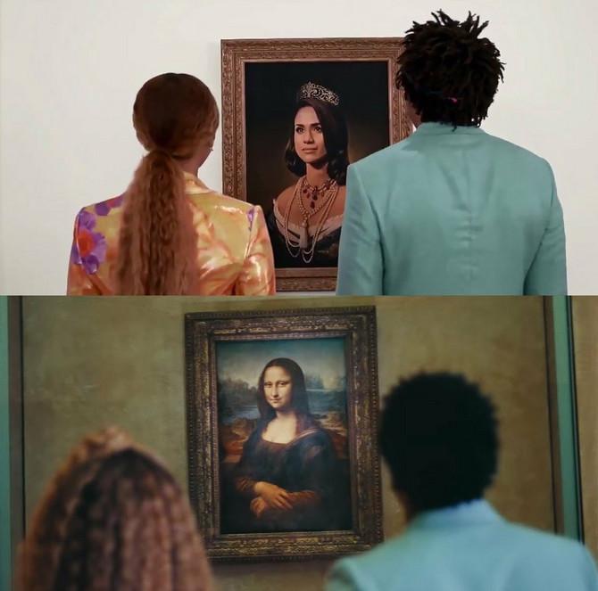 Mona Lisa pa Megan Markl